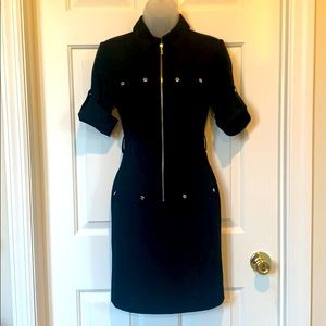 Michael Kors Utility Shirtdress. NWT